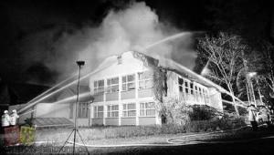 2003 - Schulhausbrand