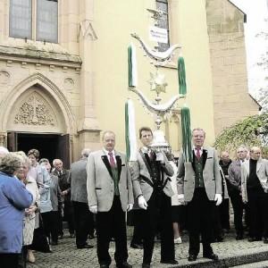 2005 - Schellenbaumweihe