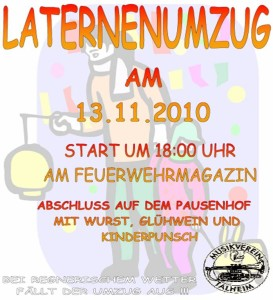 2010 - Laternenumzug