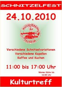 2010 - Schnitzelfest