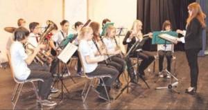 Das musikalische Programm der Winterfeier war so zusammengestellt, dass für jeden Geschmack etwas dabei war. Fotos: Angelika Bohn